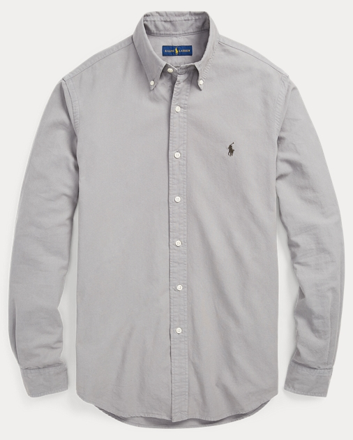 ee57197528 Big & Tall Classic Fit Oxford Shirt 1