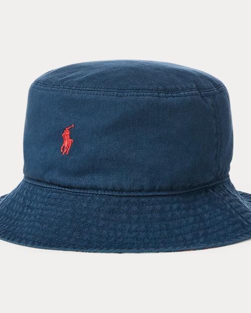 c476d98b2df BOYS 6-14 YEARS Reversible Chino Bucket Hat 1