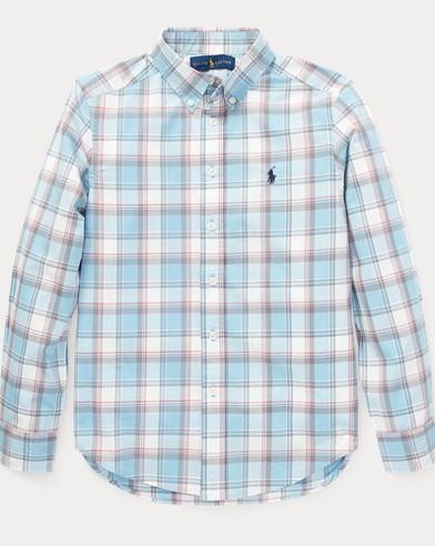 6bd891208fd2b8 Ralph Lauren Hemden für Jungen – Kurzarm