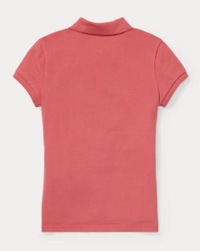 d0e61383ff6aa Vêtements pour filles - Polos