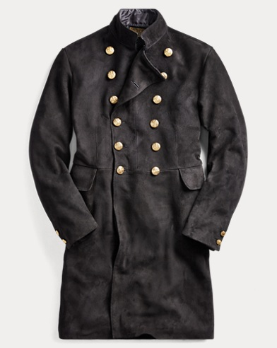 Limited-Edition Sheepskin Coat