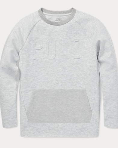 Doppellagiges Grafik-Sweatshirt