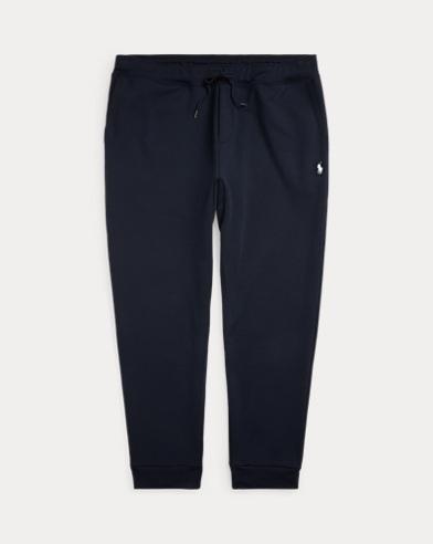 Pantalon de jogging tricot double