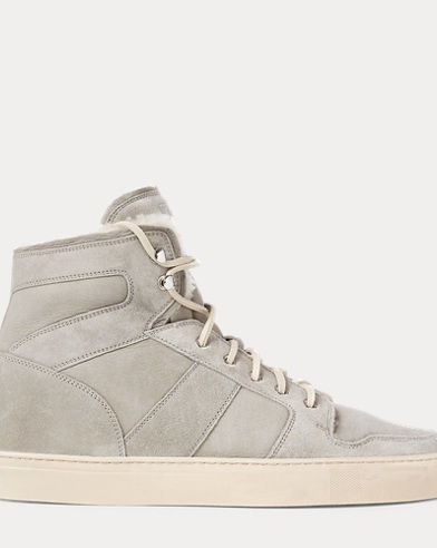 Seaham II High-Top Sneaker