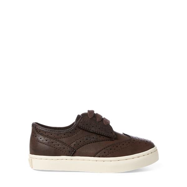 Polo Ralph Lauren Alex Wingtip Oxford Sneaker