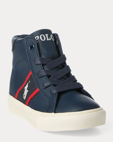 Geoff Mid-Top Sneaker