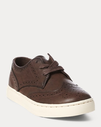 cc8e1f3725 Boys' Shoes, Loafers, & Boots in Sizes 4T-7Y | Ralph Lauren