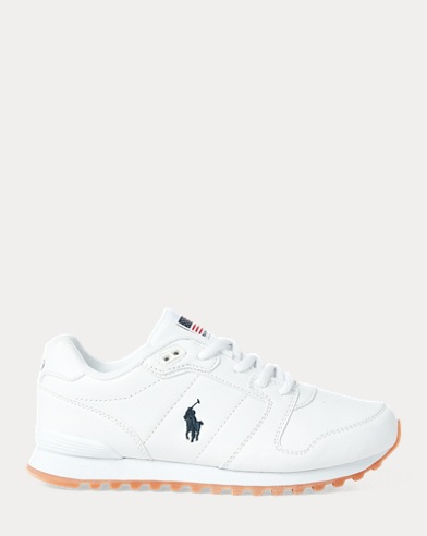 Oryion Faux-Leather Sneaker