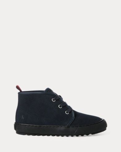 Chett Suede Mid-Top Sneaker