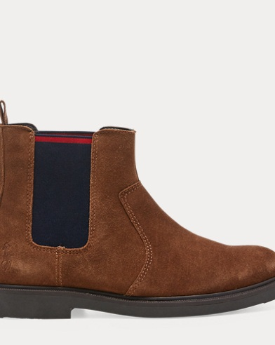 Glaston Suede Boot