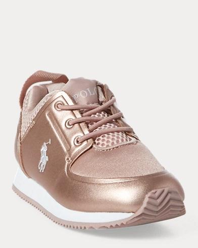 Reygan Metallic Sneaker