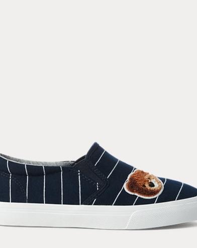 Carlee Polo Bear Sneaker