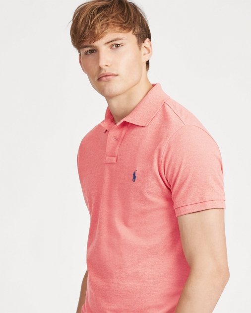 76307520 Polo Ralph Lauren Classic Fit Mesh Polo Shirt 1