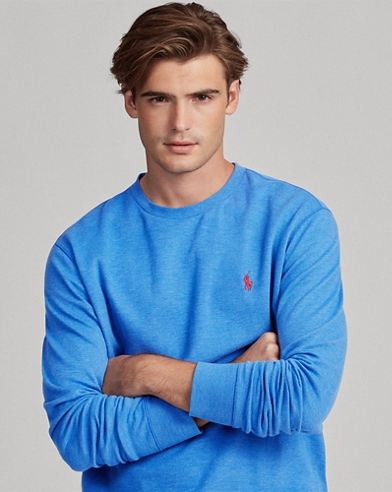 Luxury Jersey Sweatshirt