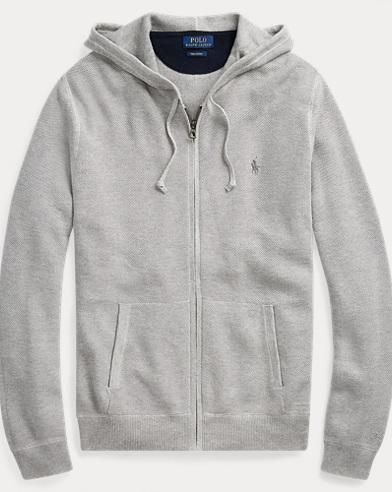 ca109f186f7e9 Cotton Full-Zip Sweater. Take ...