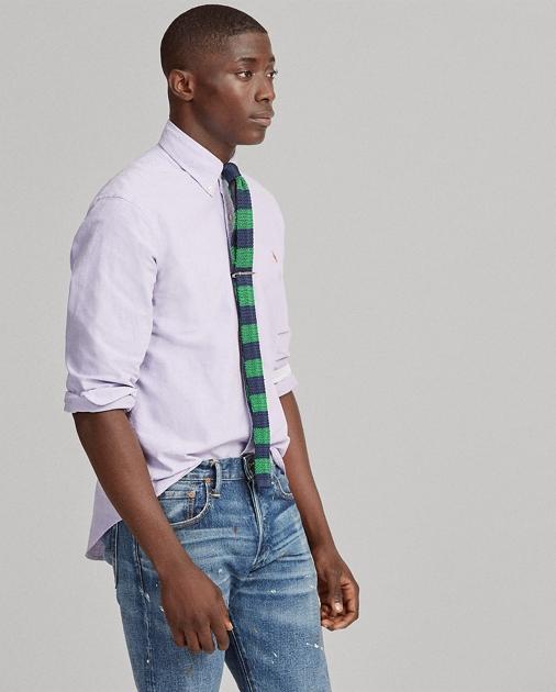 Polo Ralph Lauren Classic Fit Oxford Shirt 1
