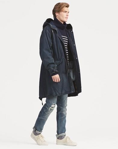 Denim Marsh Coat