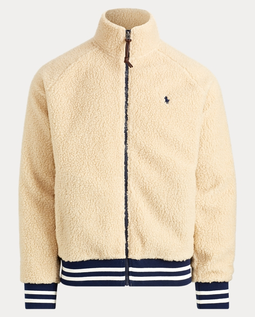 13dd72714 Polo Ralph Lauren Fleece Track Jacket 2