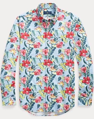 8ba894b41d6 Classic Fit Floral Shirt. Take ...