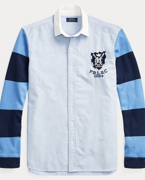 Oxford Shirt Rugby Fit Fit Rugby Classic Classic dCoQWErBex