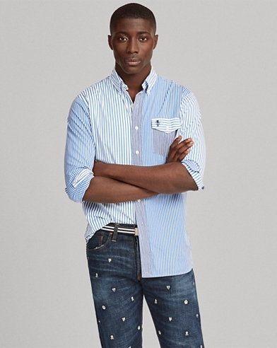 Classic Fit Poplin Fun Shirt