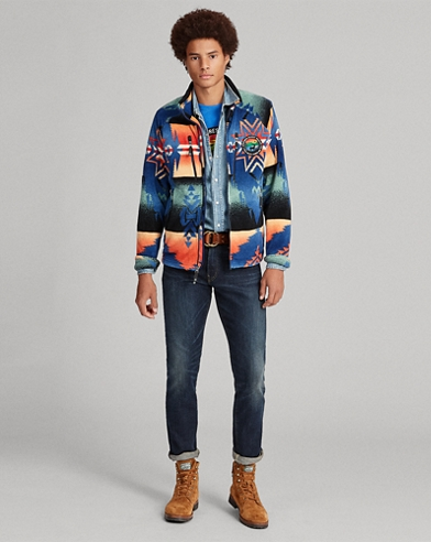 Southwestern Fleece Jacket