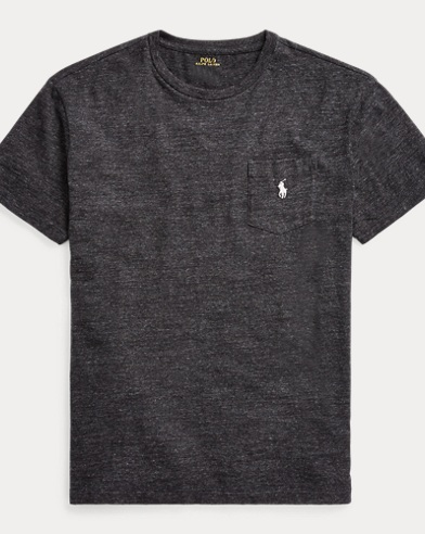 Custom Slim Fit Pocket Tee