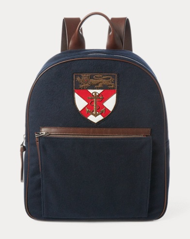 8f5a62f4f2 Ralph Lauren. Crested Flannel Tote.  895.00  534.00. Save to Favorites ·  Crested Flannel Backpack