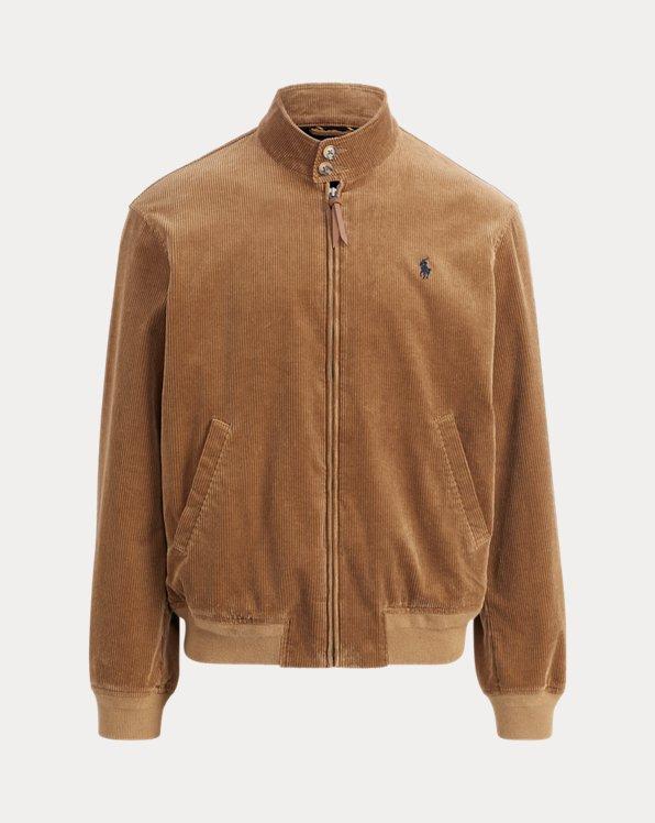 Stretch Corduroy Jacket