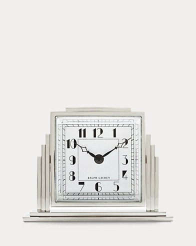 Art Deco Athena Clock