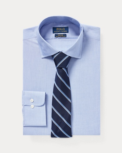 b4e8cc6a Men's Dress Shirts in Slim-Fit and Classic Styles | Ralph Lauren