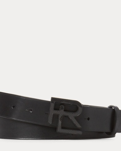 RL Leather Belt