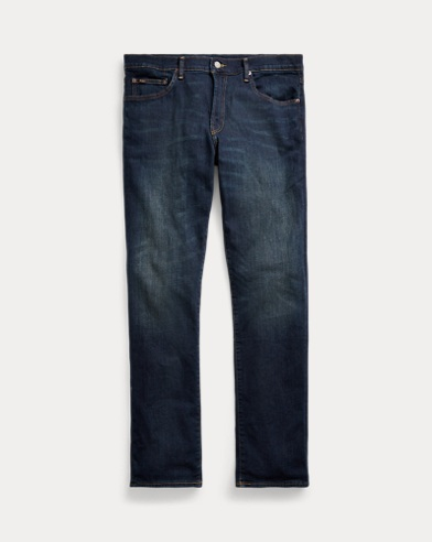 Relaxed-Straight-Fit Jeans Hampton