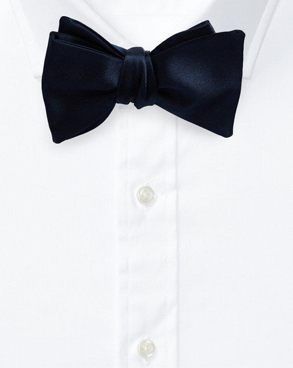 Silk Satin Bow Tie
