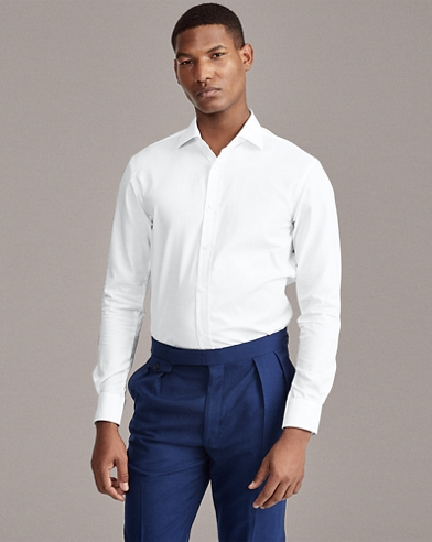 Tonal-Stripe Shirt