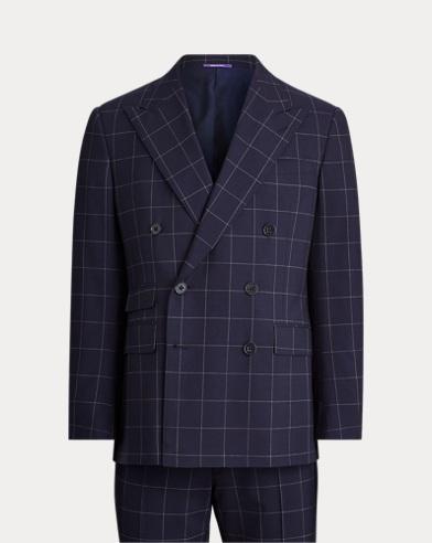 Gregory Wool 3-Piece Suit