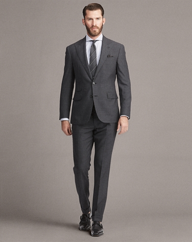 Gregory Micro-Houndstooth Suit