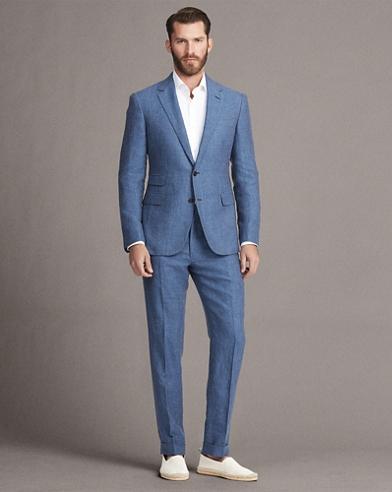 Gregory Textured Suit Jacket