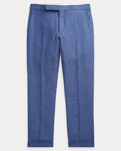 Gregory Textured Suit Trouser