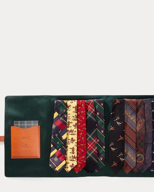 ef036cba14 Polo Ralph Lauren 50th Anniversary Tie Set 1