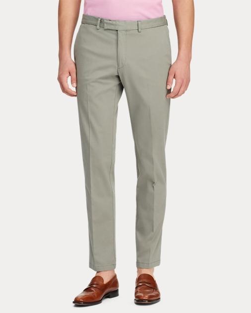Purple Label Pantalón chino elástico Slim Fit 3