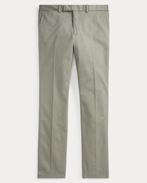 Purple Label Pantalón chino elástico Slim Fit 1