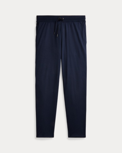 Relaxed Cotton Lisle Pant