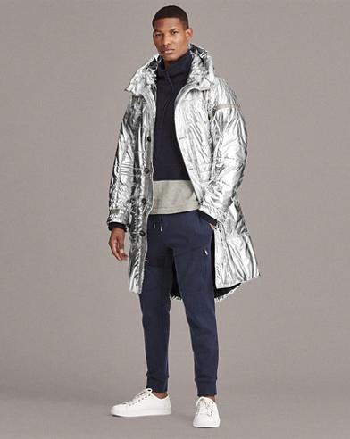 Foil Marsh Coat