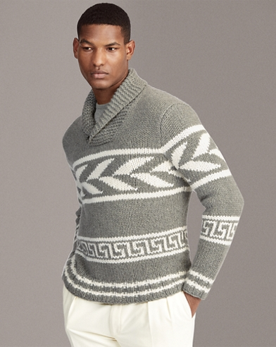 Hand-Knit Cashmere Sweater