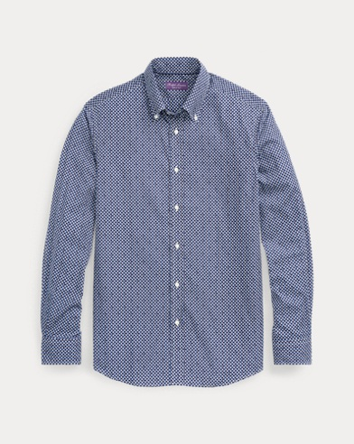 RL Sailboat-Print Shirt