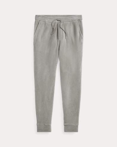 Legere Fleece-Jogginghose