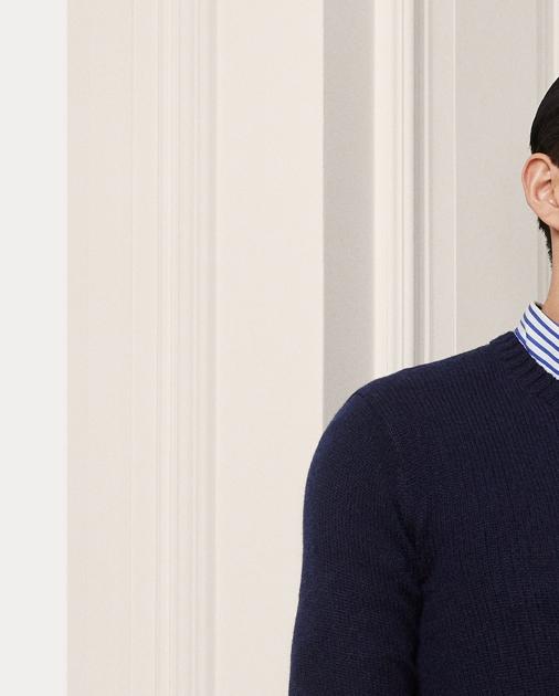 Polo Cashmere Bear Sweater Bear Cashmere Polo UpVSzqM