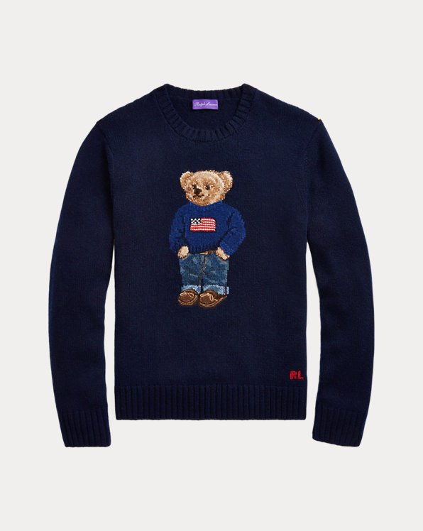 Polo Bear Cashmere Sweater