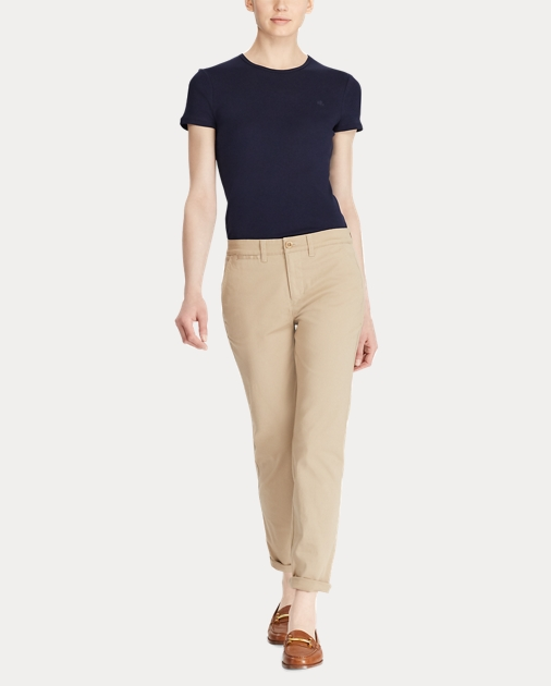 Lauren Stretch Cotton Skinny Pant 2